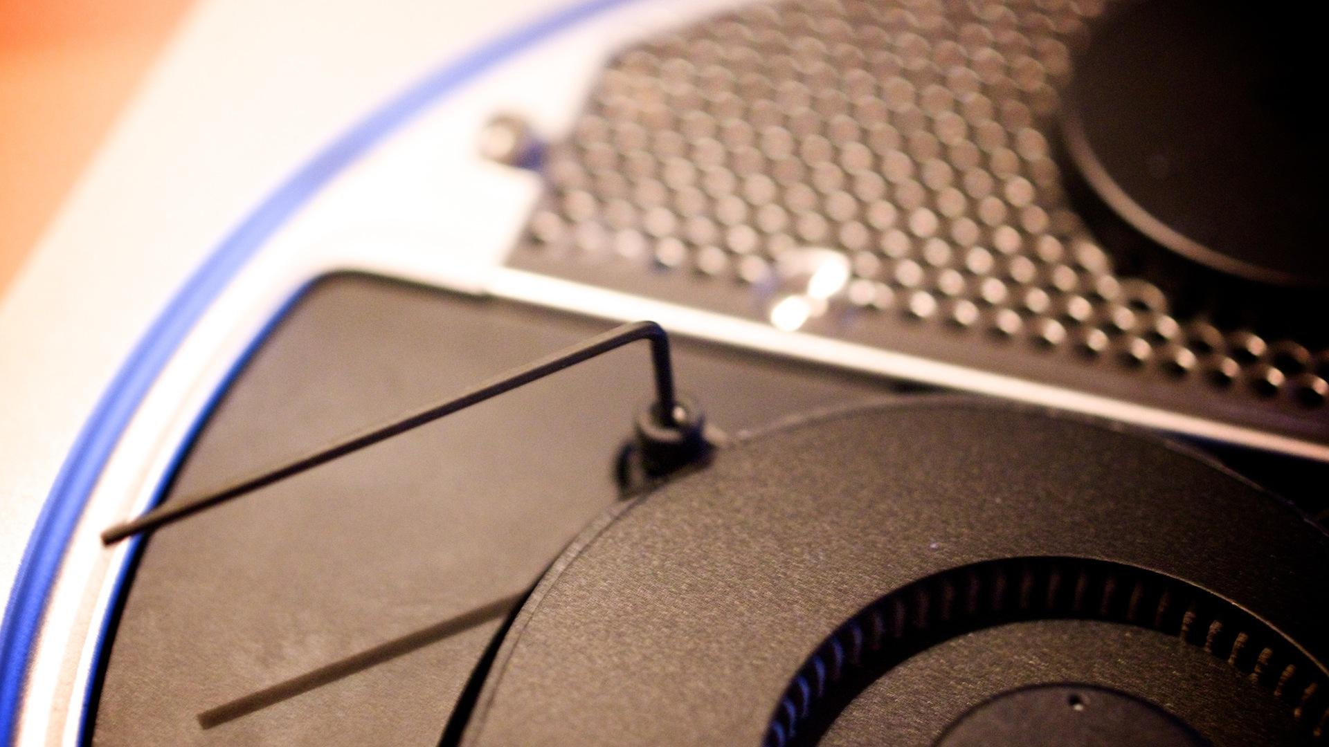 Plextor M5S SSD in Macmini2010 1126