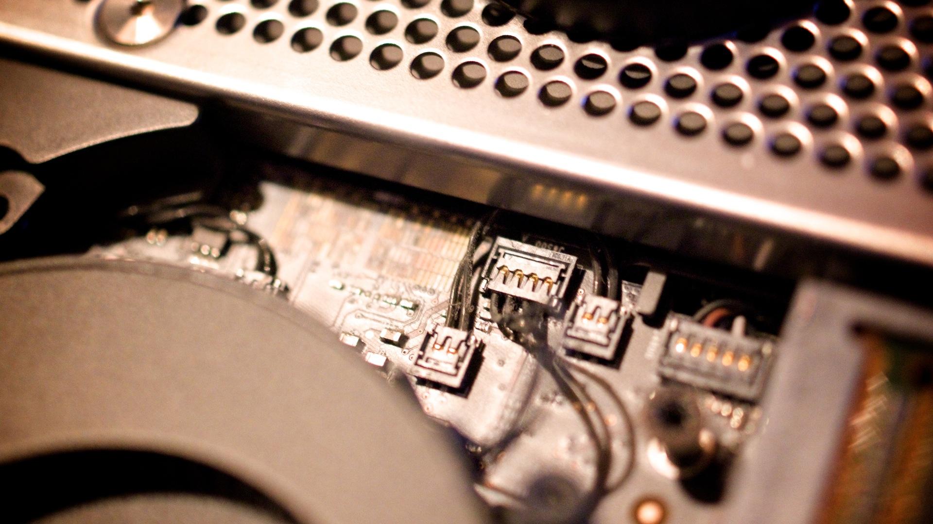 Plextor M5S SSD in Macmini2010 1130