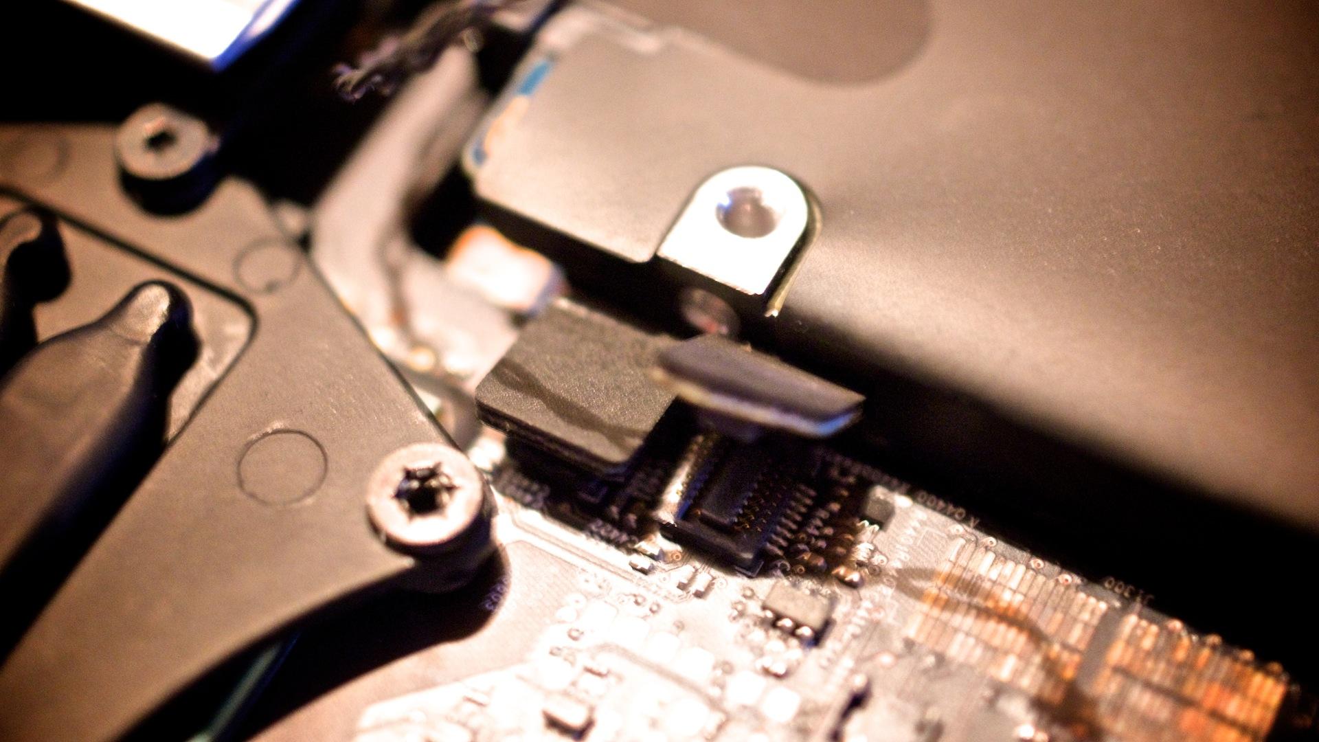 Plextor M5S SSD in Macmini2010 1151