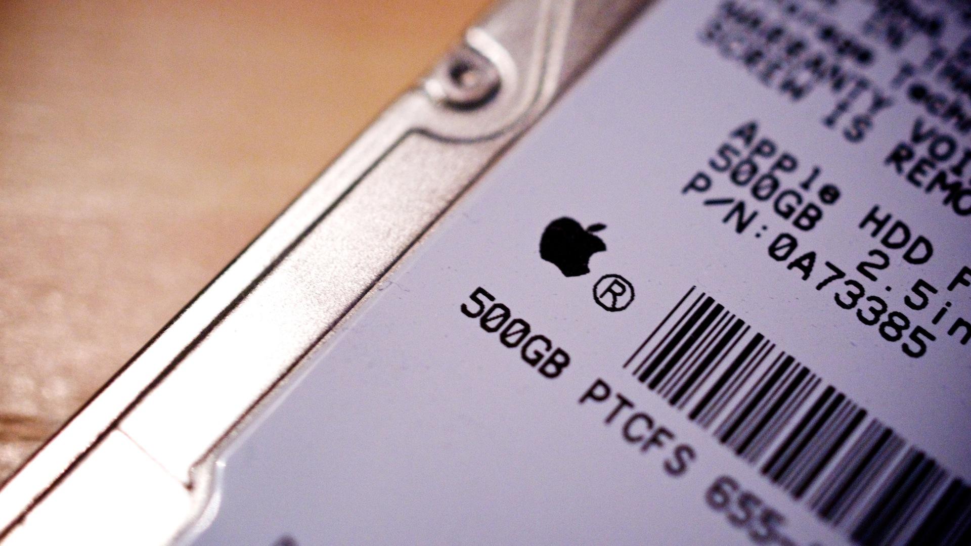 Plextor M5S SSD in Macmini2010 1163