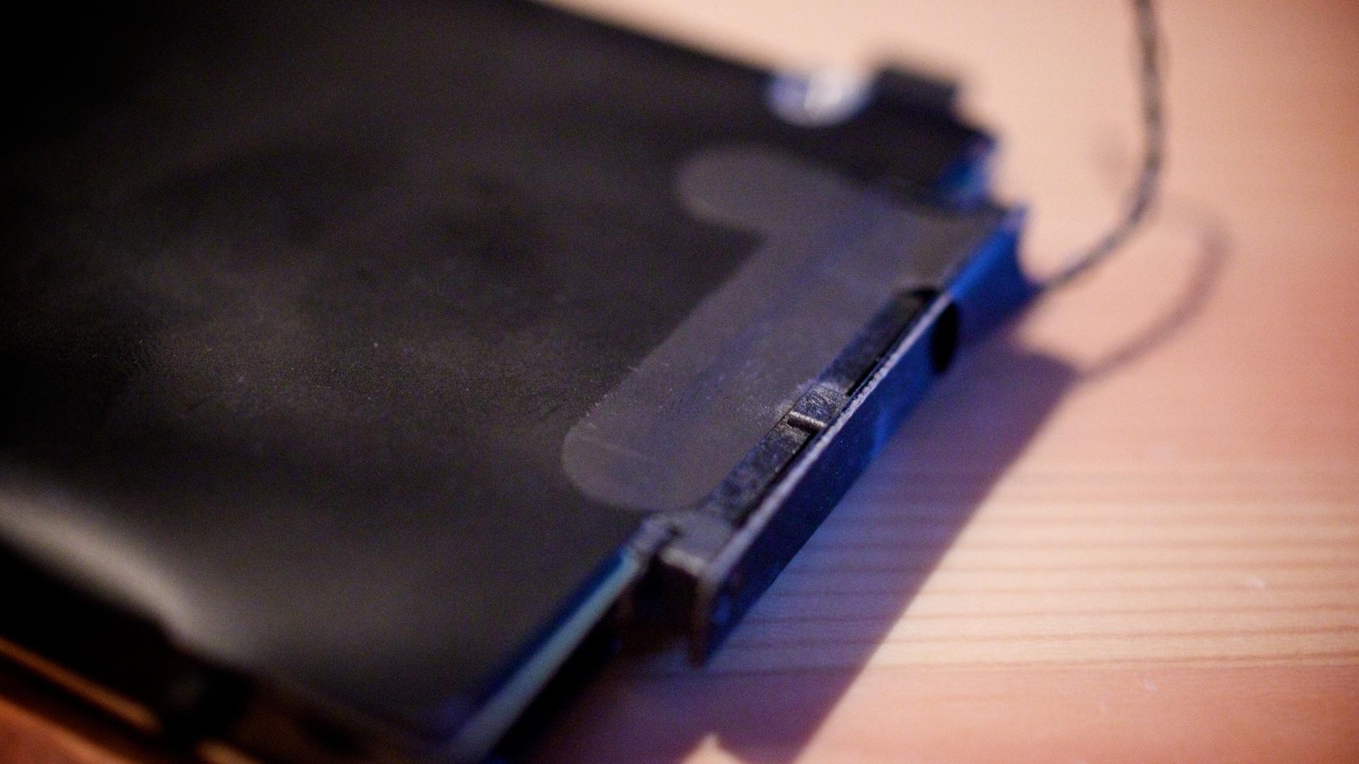 Plextor M5S SSD in Macmini2010 1168