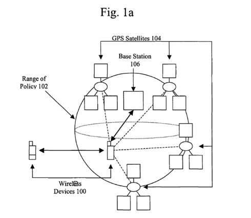 Apple awarded patent for geofencing profile changes
